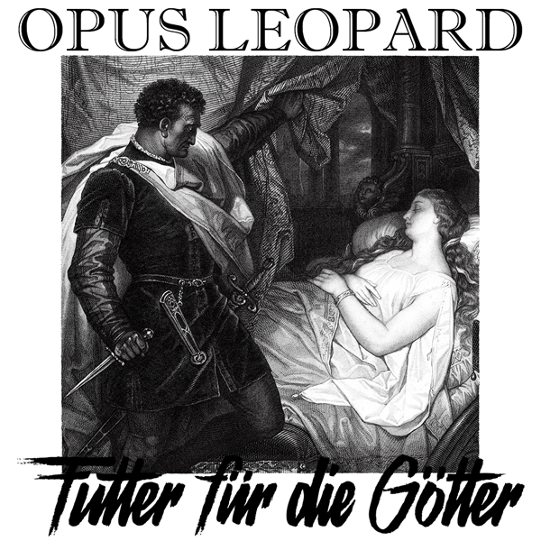 okasoma florian schröder opus leopard pop dj sneaker Synthiepop mechatronica label